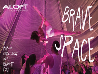Brave Space to premiere Oct 6-7