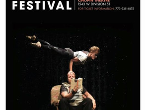 The Chicago Contemporary Circus Festival is Back!