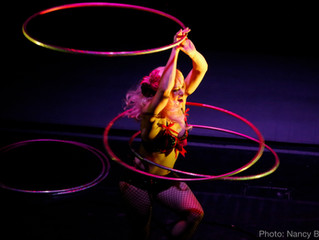 "Worship your circus goddesses...at ""Sanctuary"""