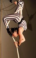 aloft student, rope