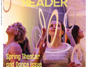 Aloft Featured in the Chicago Reader Theater and Dance Issue!