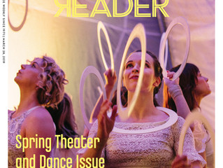 Aloft and Chicago Circus Featured in Chicago Reader