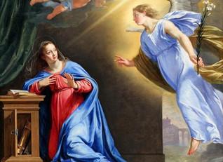 La prière de l'Angelus