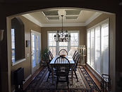 dining room renovation - Jim Heller Assoc.