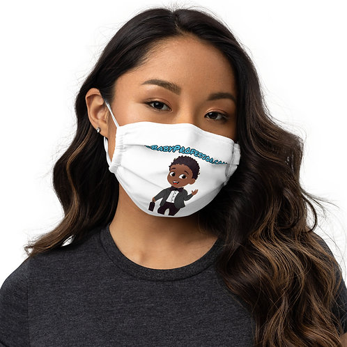 The Baby Professor Safety Mask