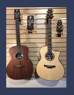 New Crafter Guitars