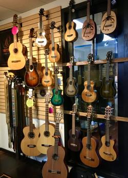 Ortega Guitars, Ukuleles & Banjo Ukuleles