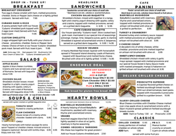 TRIFOLD & Table FOOD pg 2