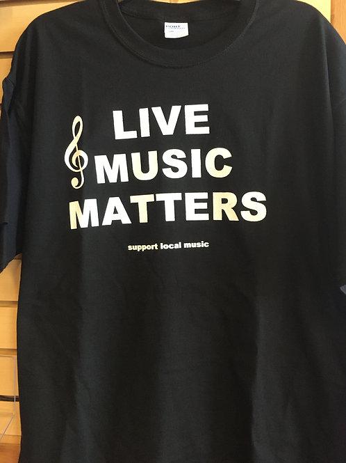 Live Music Matters