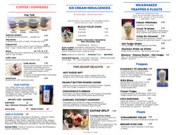 Drinks & Desserts 2