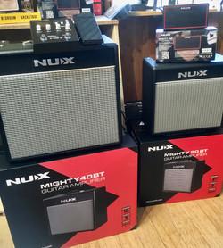 NEW NUX electronics