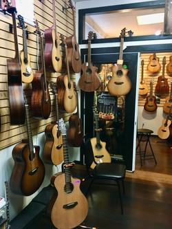 Breedlove Guitars, Ukuleles