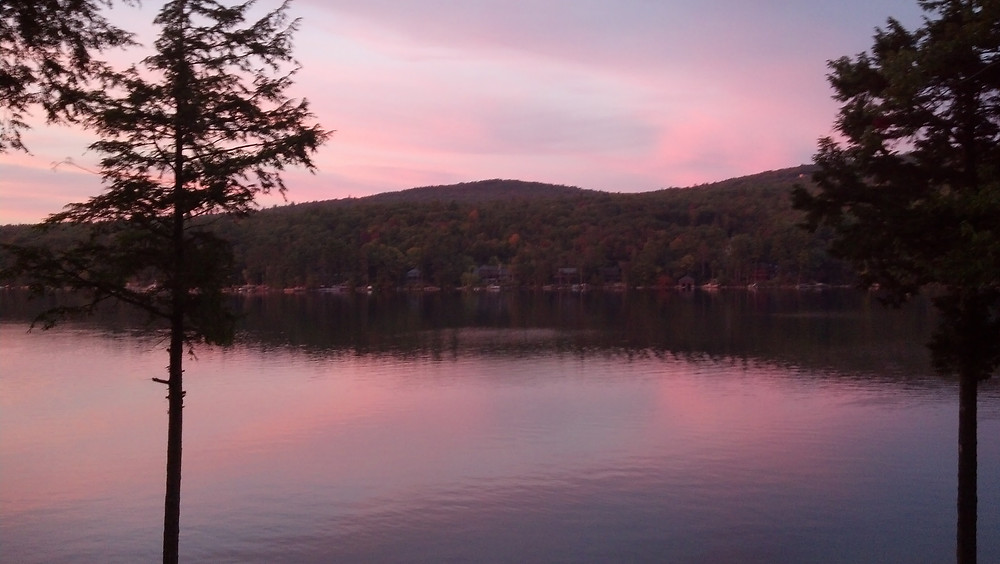 After the race, Sunapee, NH