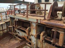 MFV Ohamba Repairs Project