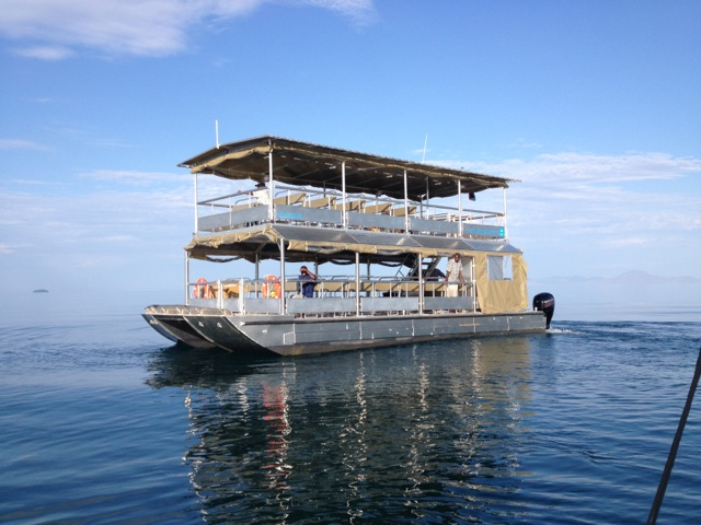 Sute Lake Safaris - Lake Tourism