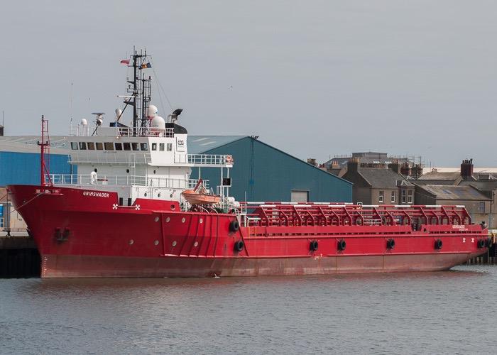 80m Platform Supply Vessel