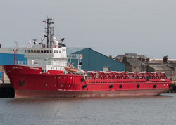 80m Platform Supply Vessel
