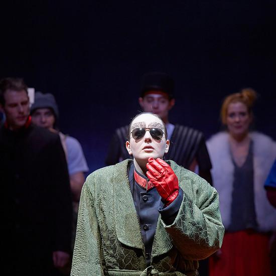 Der gute Mensch v. Sezuan Theater Augsburg