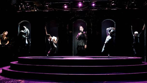 Die Musik war schuld Staatstheater Nürnberg