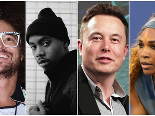 10 Influential Celebrities Who Saw The Potential Of Cryptocurrency