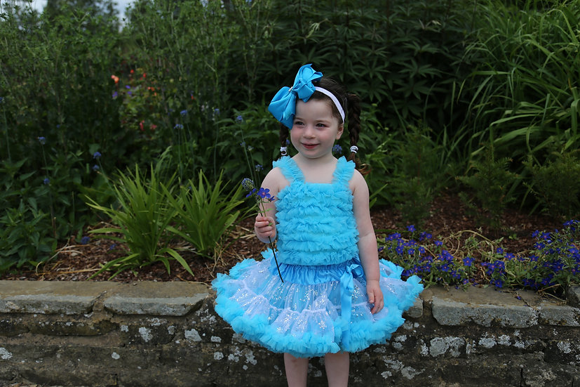 Toddler Tutu - Blue