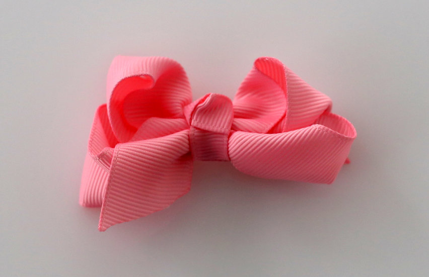 Bow With Integral  Clip