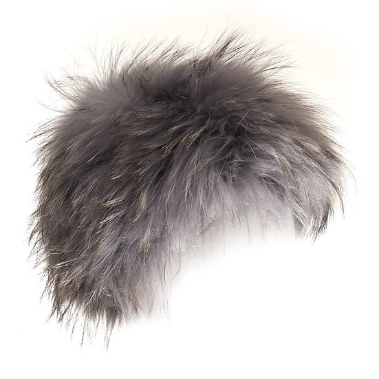 Fur Cossack Hat Green