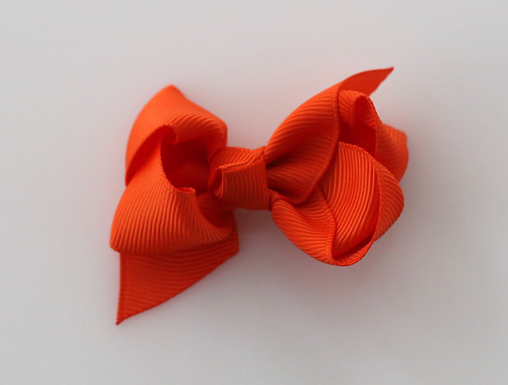 BTZ01 Classic Boutique Bow 761 Autumn Orange (12)
