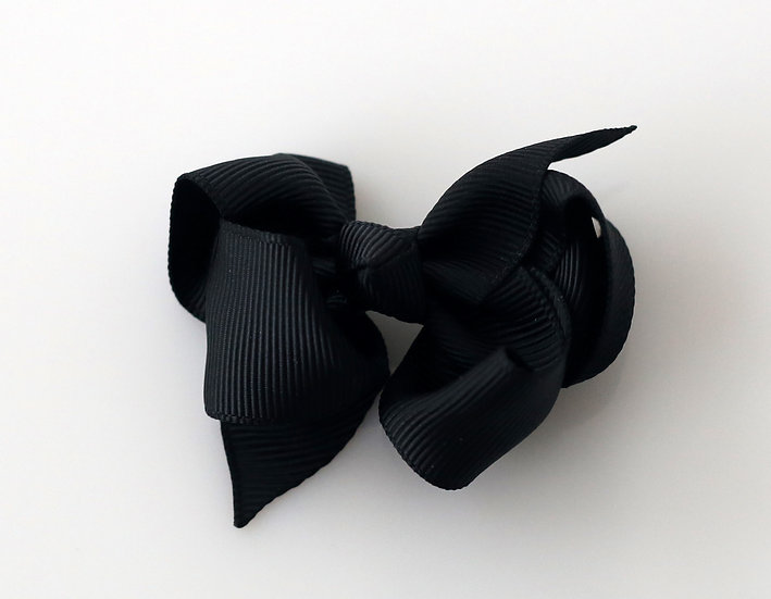 BTZ01 Classic Boutique Bow 030 Black (12)