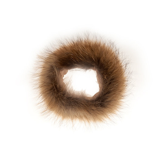 Brown Fur Cuff