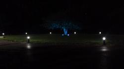 LED Bollard Installation