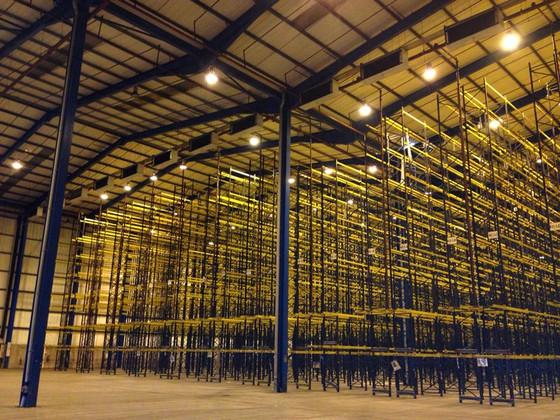 Warehouse Upgrade