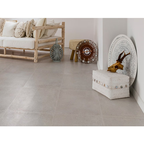 600 x 600 Harbour Light Grey Floor Tile per m2