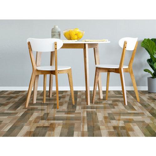 430 x 430 Harper Oakwood Floor Tile per m2