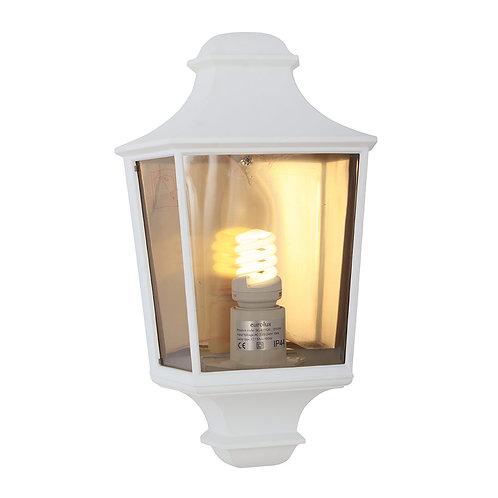 Hamlet Lantern E27 Wht
