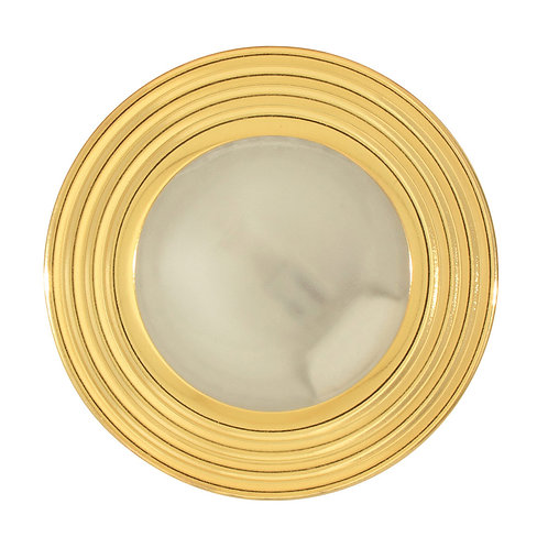 Cabinet D/Light 69mm Polished Brass