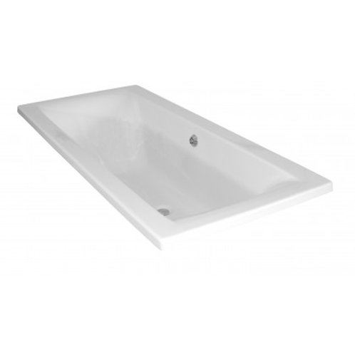 Bath Melissa 1700 Drop in White