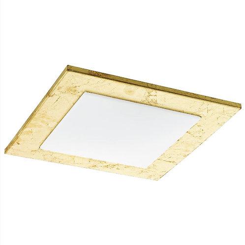 Ciolini Square C/Light 330mm Gold