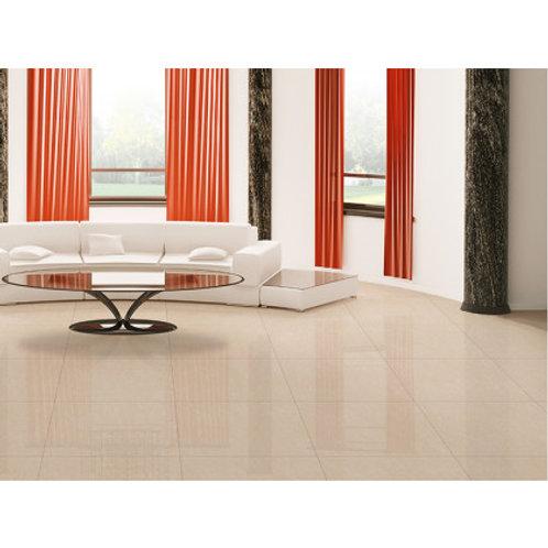 600 x 600 Alanis Ivory Floor Tile per m2