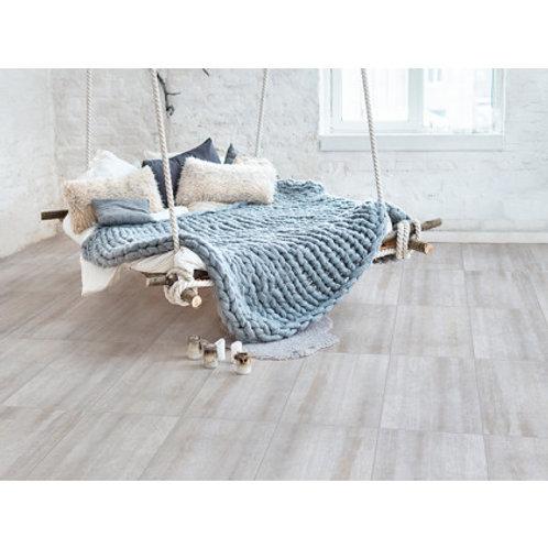 600 x 600 Concreta Wood Grey Floor Tile per m2