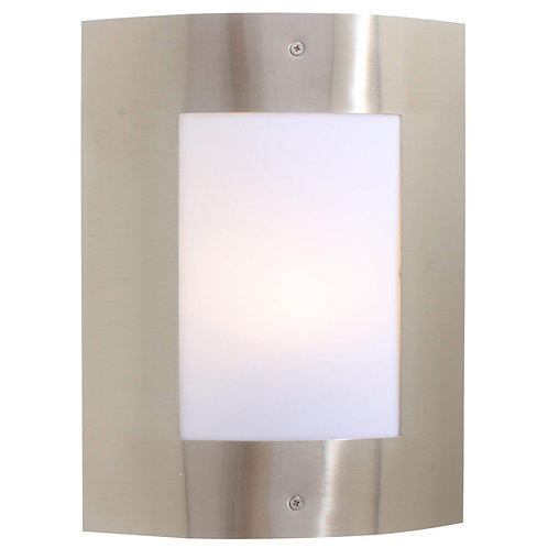 Wall Lamp Ip44 Stainless Steel