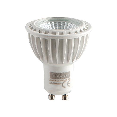 LED GU10 5w Warm White