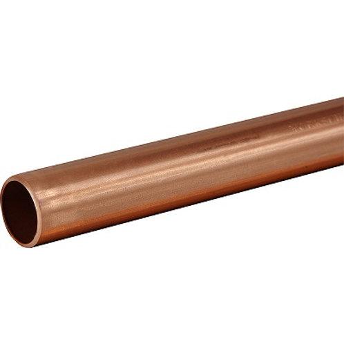 Copper Pipe 5.5m x 15mm
