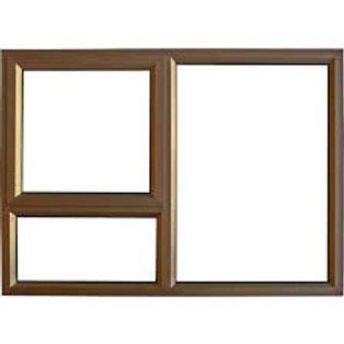 PT159 Aluminium Window Bronze 1490 x 890