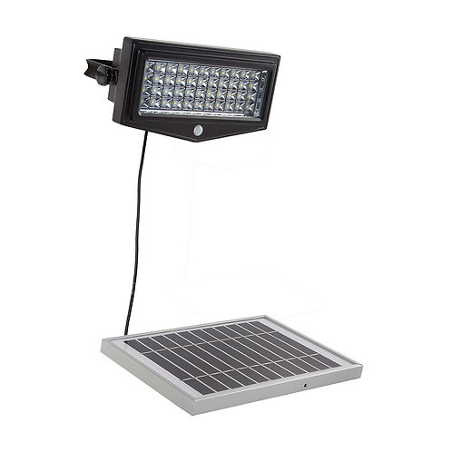 10W SOLAR PIR SECURITY LIGHT