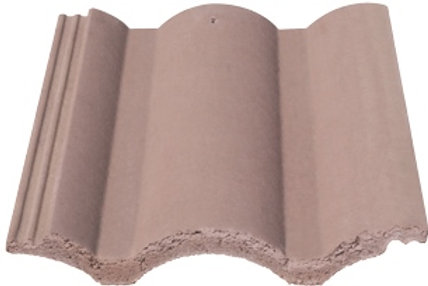 Roof Tile Standard Brown