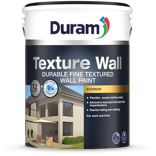 DURAM TEXTURE WALL  5LT - TUMBLEWEED