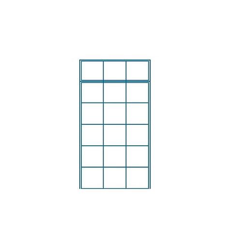 Window 800x1800 Top Opn Wins