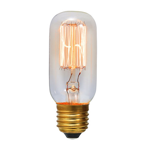 CB Filament Mini Tubular E27 40w Squirrel Cage