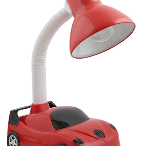 Desk Lamp Car Red